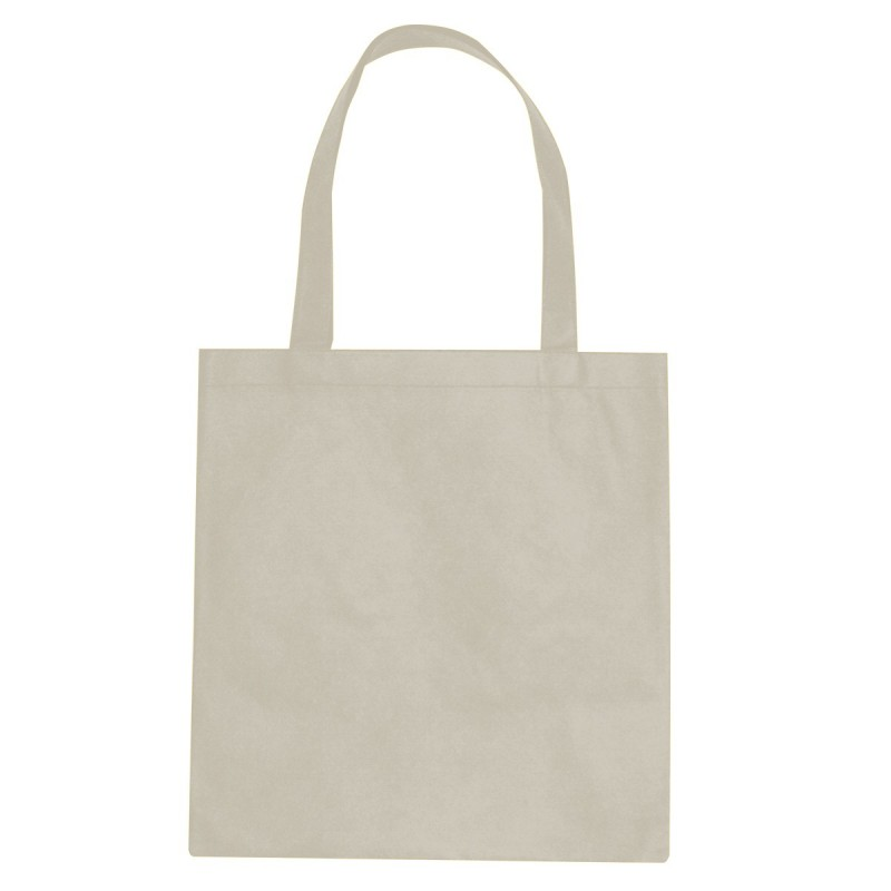 "Sac coton ""Tote Bag"" L.38xH.42cm coloris naturel"
