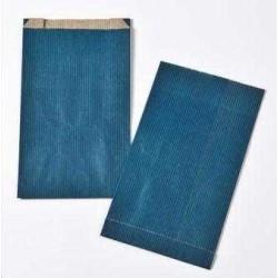 Pochette cadeau Bleu 11x17 cm x250
