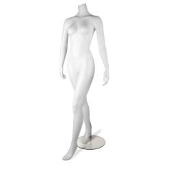 Mannequin femme jambe avant tête au choix
