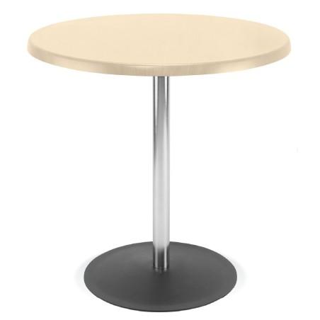 Table ronde Lena hêtre naturel