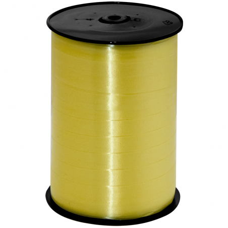 Bolduc Colorette uni Yellow