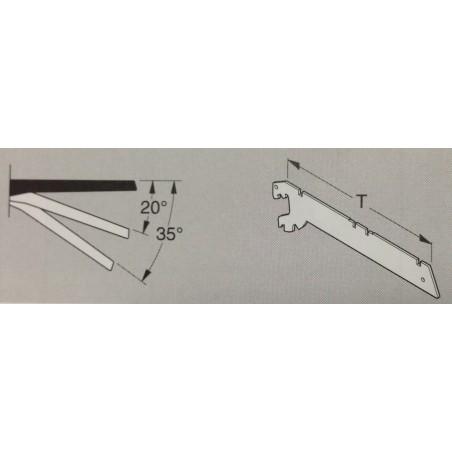 Lot de 2 Consoles pour Tablette P.30 cm