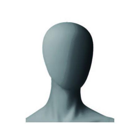 Mannequin femme Randonneur tête abstraite