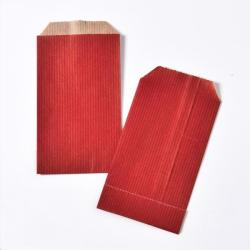 Pochette cadeau Rouge 7x12 cm x250