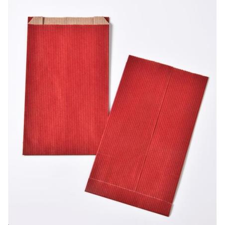 Pochette cadeau Rouge 12x20 cm x250