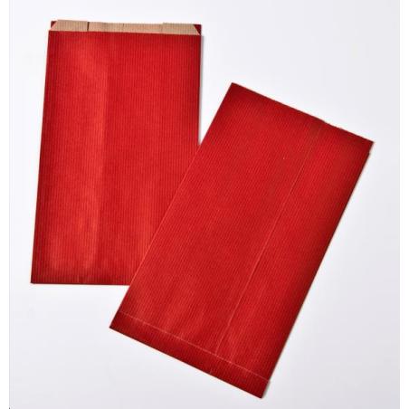 Pochette cadeau Rouge 16x27 cm x250