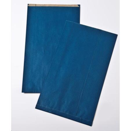 Pochette cadeau Bleu 24x41 cm x250