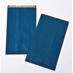 Pochette cadeau Bleu 16x27 cm x250