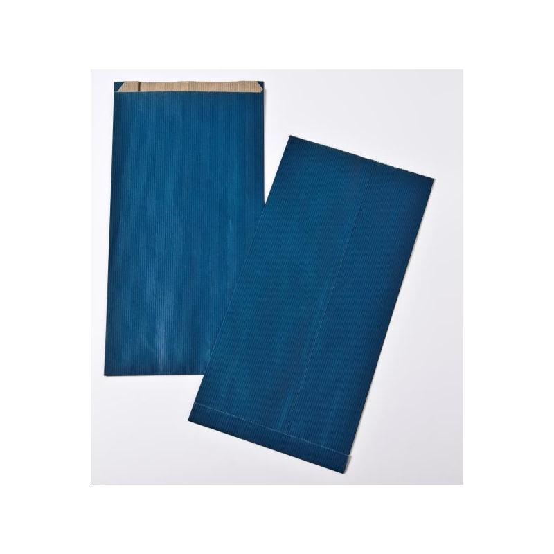 Pochette cadeau Bleu 18x35 cm x250