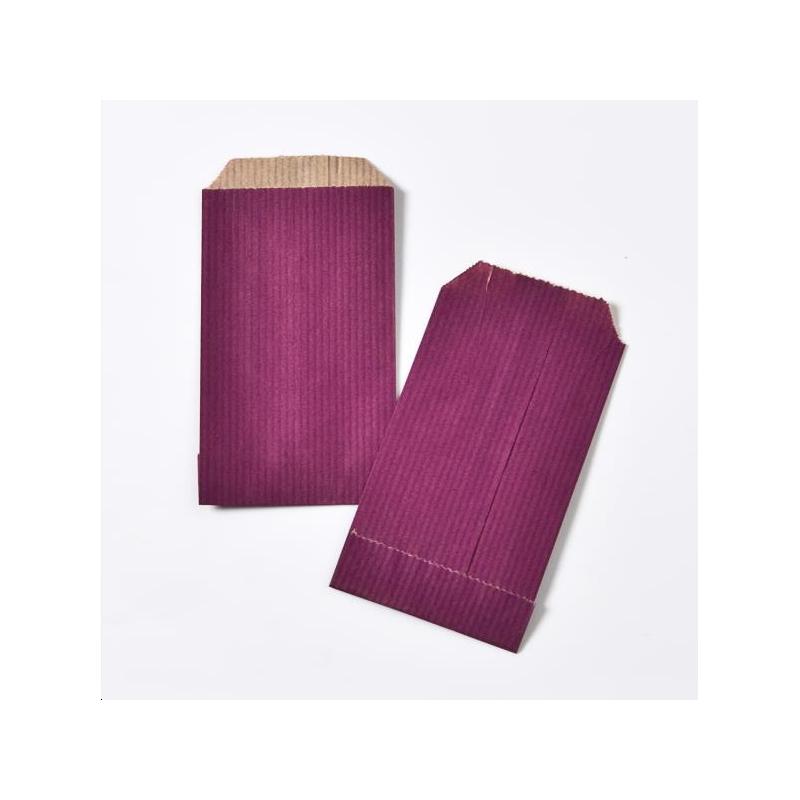 Pochette cadeau Violet 7x12 cm x250