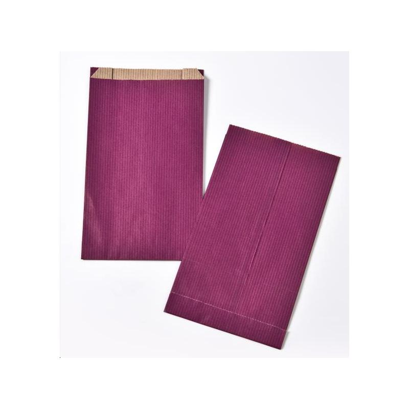 Pochette cadeau Violet 12x20 cm x250