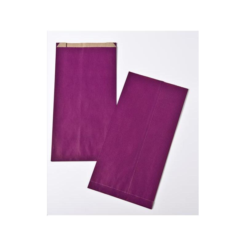 Pochette cadeau Violet 18x35 cm x250