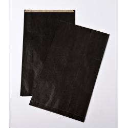 Pochette cadeau noir 24x41 cm x250