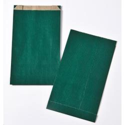 Pochette cadeau Vert 12x20 cm x250