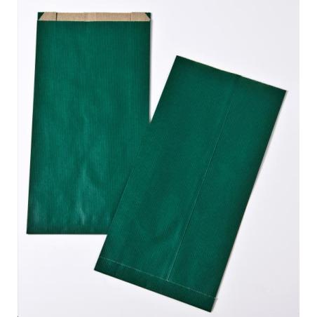 Pochette cadeau Vert 18x35 cm x250