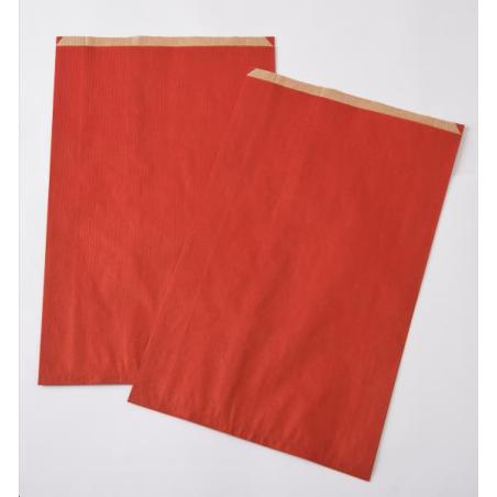 Pochette cadeau Rouge 31x49 cm x250
