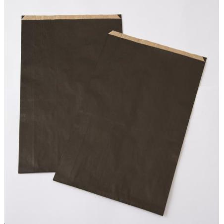 Pochette cadeau Noir 31x49 cm x250