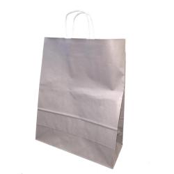 Sac papier kraft Taupe L.35xP.14xH.44 cm x50