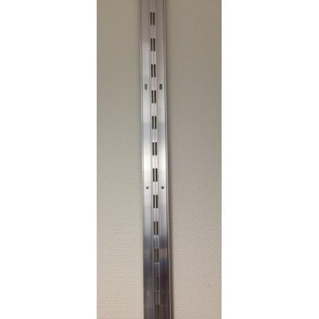 Crémaillère centrale double alias H.240 cm