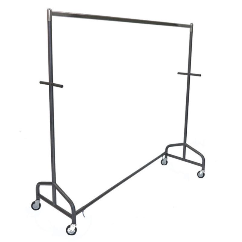 portant industriel z avec poign es largeur 170 cm hauteur fixe 160 cm. Black Bedroom Furniture Sets. Home Design Ideas