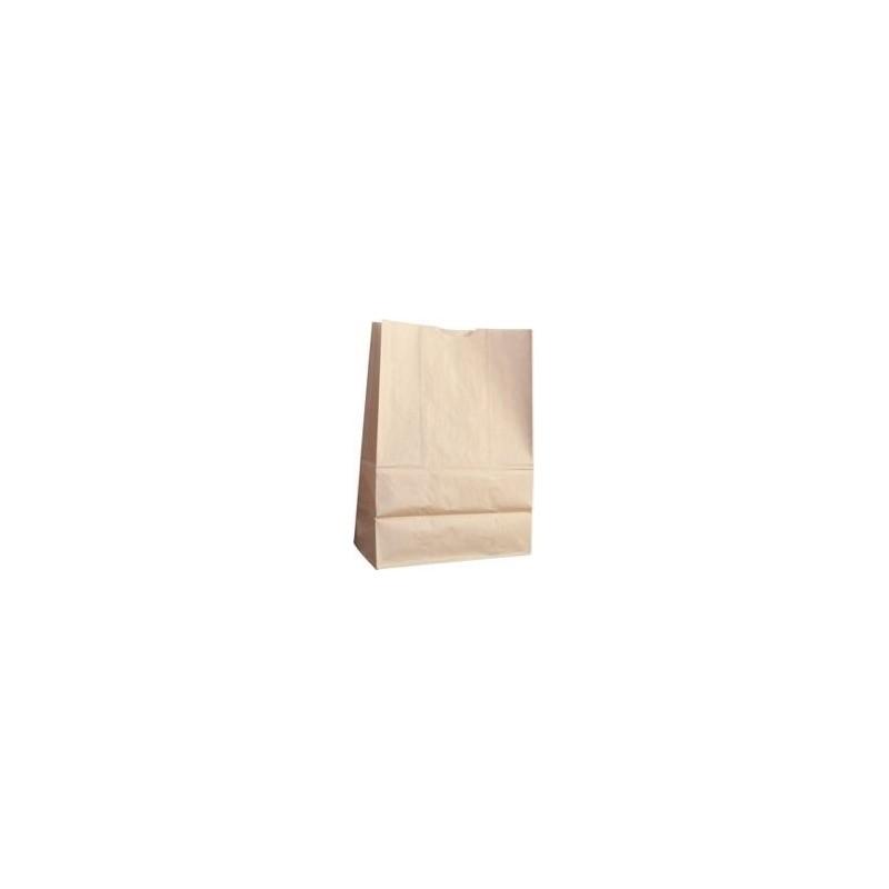 500 sachets SOS papier Kraft brun L.25xP.15xH.43 cm